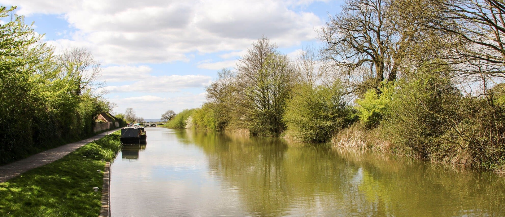Explore the Kennet & Avon canal (3/6)